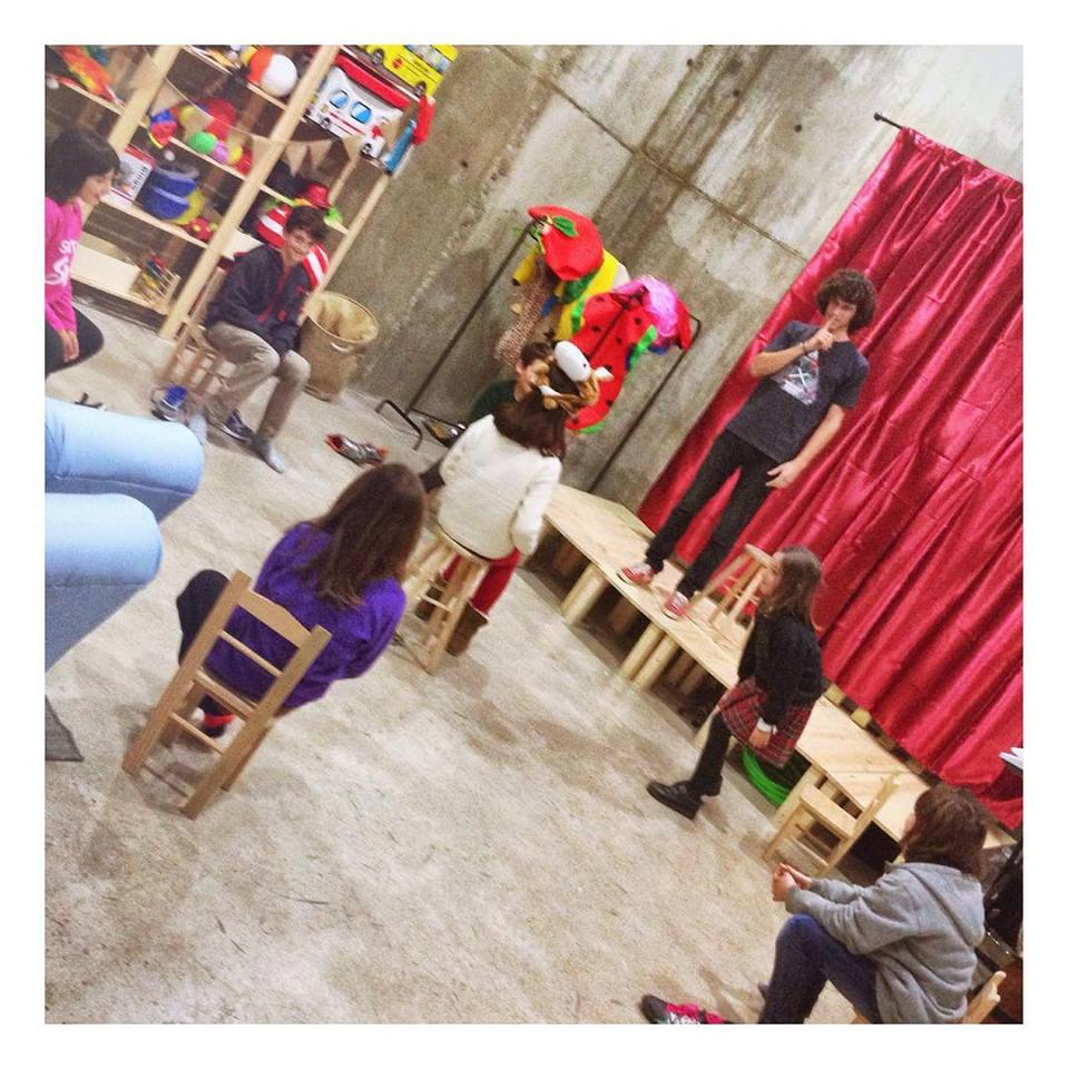 DRAMA LESSONS AT MY ENGLISH HOUSE MURCIA