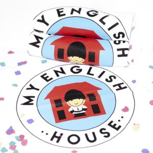 Camiseta My English House
